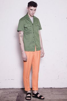Joseph Spring 2015 Menswear Collection - Vogue