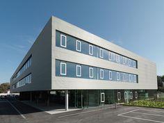 Architekten-Wettbewerb: Architektei Mey in Frankfurt realisiert internationale Projekte: Schulen, Hochschulen, Erweiterungen   Tel. +49-69-943378-0