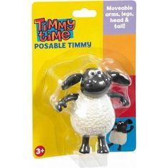 Ovečka Timmy - Figurka, 10 cm