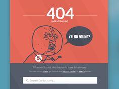 Y u no found 404