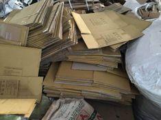 Bảng giá phế liệu giấy carton - giấy báo - giấy vở
