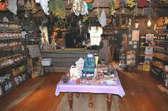 Own a herb shop where i practice herbal medicine.