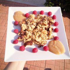 "Healthy ""kaiserschmorrn"" Cereal, Breakfast, Healthy, Food, Morning Coffee, Essen, Meals, Health, Yemek"