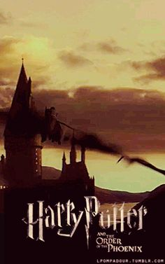 """""""Harry Potter and the Order of the Phoenix"""" - Project by: My name is Laura"""