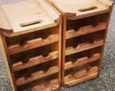 Adega caixote de vinho                                                                                                                                                                                 Mais