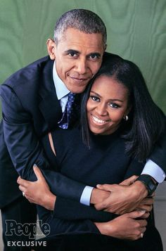 POTUS Barack Obama & FLOTUS Michelle Obama