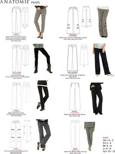 MY favorite styles....Sklyer Skinny ( you will never want to wear jeans again) and Paola ( you can go anywhere with these pants except for Black tie events!