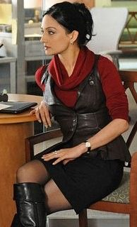 Kalinda Sharma (played by Archie Panjabi) on The Good Wife