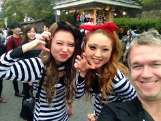 me with #sexy #beautiful inmates @usj_official