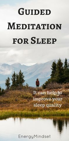 Improving your sleep is one of the many benefits of a regular meditation practice. Take a look at why quality sleep matters and try some basic sleep meditation techniques. Using guided meditation for sleep can help. Read our advice now. #meditationforsleep