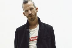 Supreme 2012 Fall/Winter Lookbook.