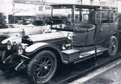 1912 Limousine by Barker (chassis 2055) for the Khedive of Egypt