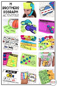 H digraph activities H brothers activities