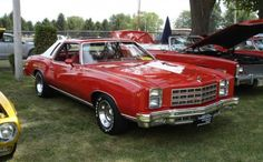 1977 Monte Carlo with rare Sky Roof
