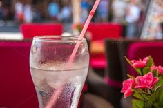 Ice cold mineral water by ChristianThür Photography on Creative Market Mineral Water, Creative Photography, Pint Glass, Summer Days, Ice, Cold, Tableware, Pictures, Minerals