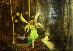 The Walk Of The Fairies by maiarcita on DeviantArt