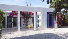 Key Biscayne modernist house for rent on VBRO #402152