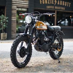 Cafe Racer Pasión — hondacaferacer: Nice bike tag the owner . ....