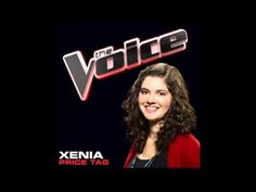 """Xenia from The Voice Season 1 - love her version of """"Price Tag"""". Great voice for a 16 year old."""