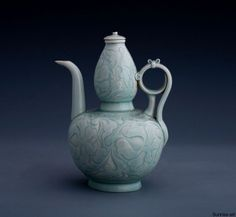 A Rare Chicken Spout 'Yingqing' Ewer SY001 | Sunrise Art - Fine Chinese Arts Gallery - Provide Chinese Antiques Including China Porcelain, Vases and Bronze