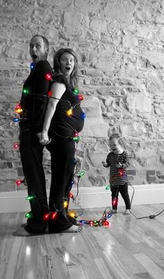 LOL! Love this Christmas Photo!