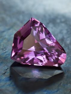 Purple Prince Design in Madagascar Sapphire • 2.25 carats • A Fine Art Gemstone by Jeffrey Hunt