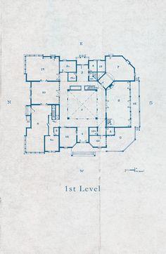 Keyhouse manor blueprints 01 basement locke key pinterest keyhouse manor blueprints 02 first level malvernweather Images