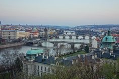 Prague: All About That Architecture