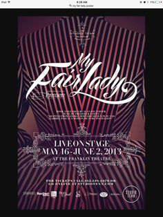 My fair lady poster 5/5