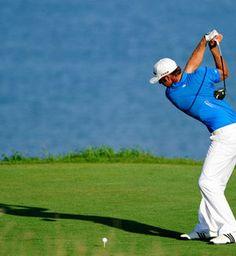 Drive It Like Dustin Johnson! | Anti-Method Golf