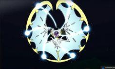 Pokémon Sun and Moon Lunaala