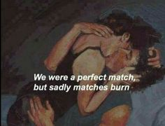 LOVE QUOTE : remanence-of-love: We were a perfect...