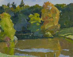 Teffont Evias IV - Oliver Akers Douglas - Portland Gallery