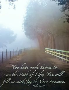 thank you LORD for the narrow road! Printable Bible Verses, Bible Verses Quotes, Psalms 16 11, Shadow Of The Almighty, Inspirational Verses, Spiritual Wisdom, Verse Of The Day, Spiritual Inspiration, God Is Good
