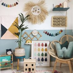 """Velveteen Babies - Kids Decor: """"The first Spectrum print orders are coming off the press and out to you thanks to and a BIG thank you! I'm so totally curious…"""" Baby Bedroom, Nursery Room, Boy Room, Girls Bedroom, Bedrooms, Baby Room Design, The Design Files, Big Girl Rooms, Kids Decor"""
