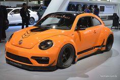 VW Eneos RWB Beetle é um Fusca 20 cm mais largo | Best Cars