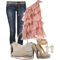 Untitled #267, created by missyalexandra on Polyvore