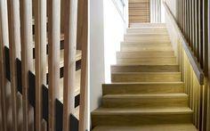 | Pasamanos modernos para escaleras de diseño