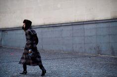 Streetstyle на Неделе Высокой моды в Париже