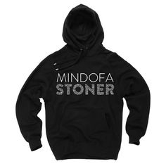 MGK Mind Of A Stoner Black Hooded Sweatshirt...im def getting one!!!