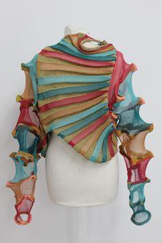 Iris Arad Gepind door: www.sieradenschilderijenatelierjose.com