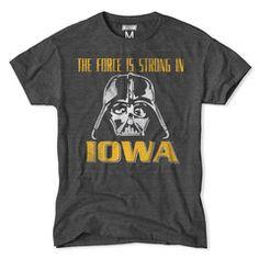 Iowa Star Wars T-Shirt