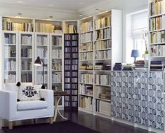 Decoraci n on pinterest - Porte bibliotheque ikea ...