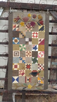 Sharing with you my finished sew along on Quilts by Cheri ~ Friendship Group on Facebook....  all the pattern pieces for this quilt and o...