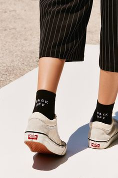 716d57e4904 Shop Out From Under Verbiage Ankle Sock at Urban Outfitters today. We carry  all the latest styles