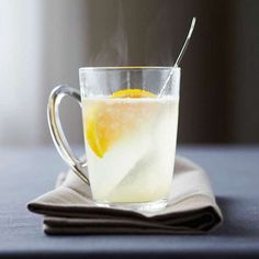 Ingwer Zitronen Punsch