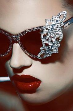 Jeweled shades   The House of Beccaria#