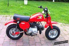 Masterblaster's Honda Monkey Z50R