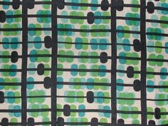 Abacus, textile pattern by paul rand