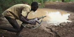 A víz katonai konfliktusokhoz is vezet Afrikában.